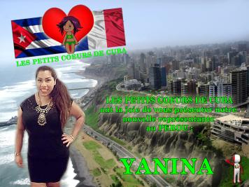 cordinadora-asociacion-lima-Peru- pequeños corazones de cuba-petits coeurs-habna-havane-caridad-charité
