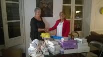 AIDE TOGO-association les petits coeurs de cuba-los pequeños corazones de cuba-présidente cubaine
