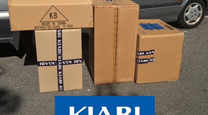 Un don de notre partenaire KIABI Anglet !!