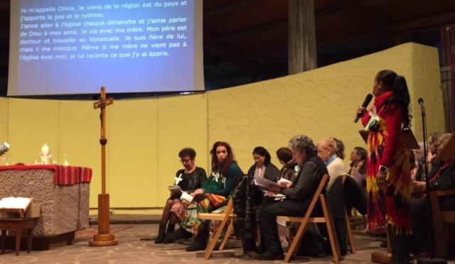 Conférence sur Cuba à sainte croix de Bayonne