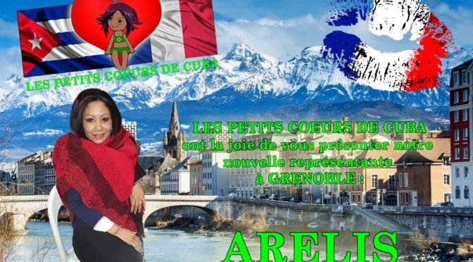 ARELIS représentante à GRENOBLE (FRANCE)