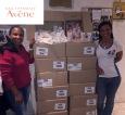 Marque avene eau thermale-donation-association -les petits coeurs de cuba-enfants défavorisé-quenia-denise