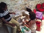 DONATION De l'association-les petits coeurs de cuba-DE MATERIEL MEDICAL ET DES MEDICAMENTS POUR L'HOPITAL DU DIOCESE DE MATADI AU CONGO 3