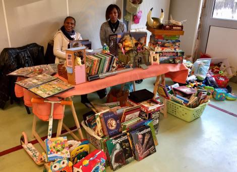 Bourse aux jouets-école basque « OIHANA », de Bayonne-les petits coeurs de cuba-association caritaive-enfants pauvres-centre miséricorde-bayonne 3
