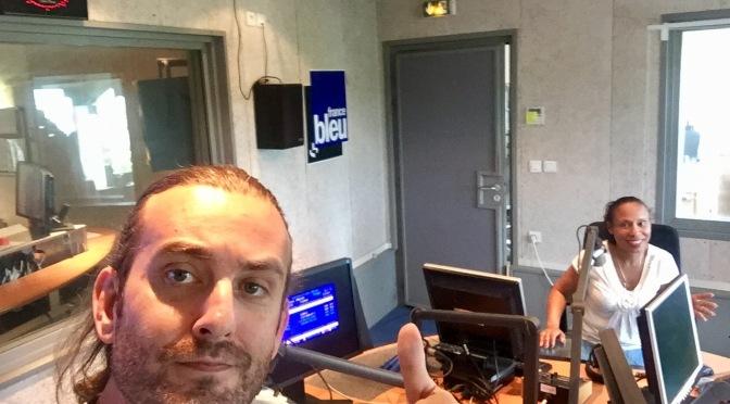 LES PETITS CŒURS à radio France bleu Pays basque dans l'émission de cuisine.