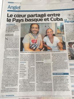 sud ouest Anglet