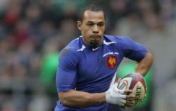 Pepito Elhorga - Angleterre/ France - 13.02.2005 - Rugby - Tournoi des VI nations ( 6 ) - largeur action