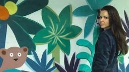LEONA ROSE, la talentueuse artiste française qui va partager son art avec nos petits protégés et dans notre centre d'accueil deCuba.