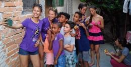 GÉNÉREUSE DONATION DE NOTRE BEAU PARTENAIRE ASSOCIATIF «COURONS POUR L'EDUCATION».