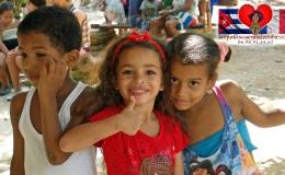 VIDEO DE LA DONATION ET GOÛTER DE L'ASSOCIATION DES PETITS CŒURS DE CUBA, novembre2018.