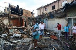 Aide à la Havane aux victimes de latornade