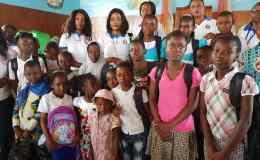 FUTUR JUMELAGE ENTRE NOTRE CENTRE D'ACCUEIL MISÉRICORDE FRANCE/CUBA ET LES AMIS DE LA DIVINE MISÉRICORDE DE POINTE-NOIRE AU CONGO-BRAZZAVILLE.
