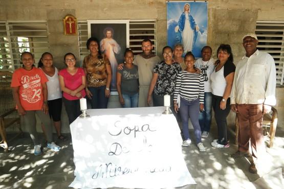Soupe Miséricorde et communautés