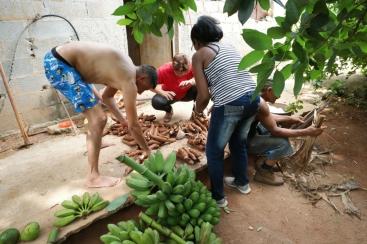 Soupe Miséricorde- manioc