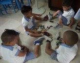 Donation garderie la Havane