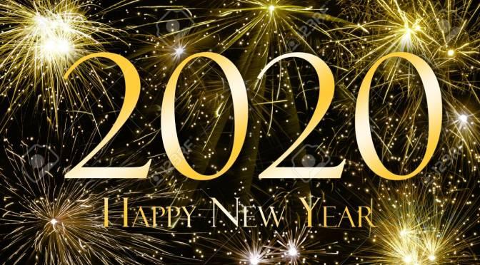 BONNE ET MERVEILLEUSE ANNÉE 2020 A VOUS !!