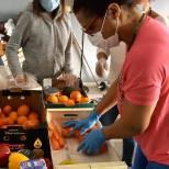 Aides alimentaire coronavirus association labo du pizzaiolo petits coeurs de Cuba centre misericorde 10