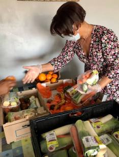 distribution association Les petits cœurs de Cuba